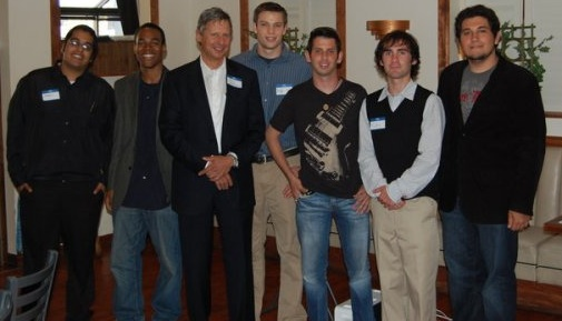 Young Americans for Liberty at UCSD with Gov. Gary Johnson